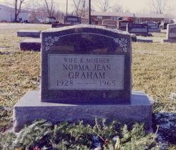 Norma Jean <i>Blackford</i> Graham