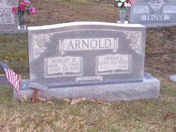 Ophia Leona <i>Smith</i> Arnold