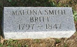 Malona <i>Smith</i> Britt