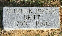 Stephen Jepthy Britt