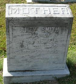 Amey <i>Smith</i> Newell
