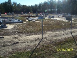McBride Methodist Church Cemetery