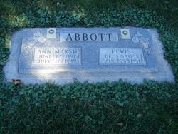 Lewis Abbott