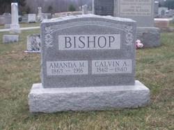 Amanda <i>Miller</i> Bishop