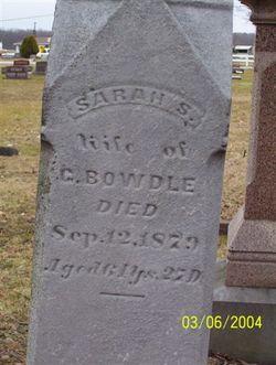 Sarah S. <i>Drake</i> Bowdle