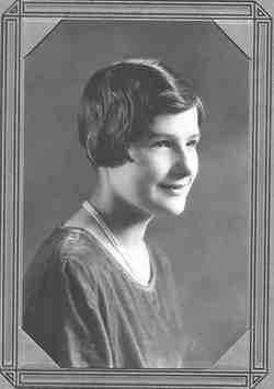 Dorothy York <i>Fleming</i> Van Tine