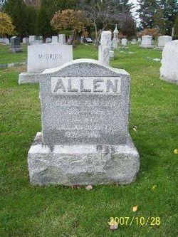 George E Allen