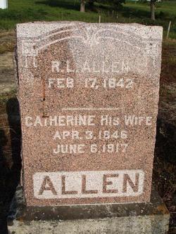 Duretta Catherine Cass <i>Shumaker</i> Allen