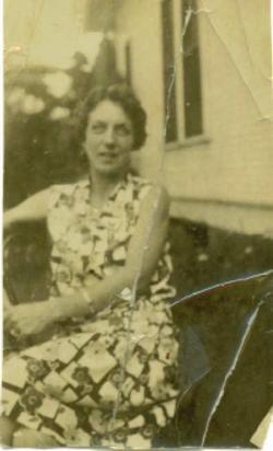 Mary Virginia Lulu <i>Dunn</i> Robison