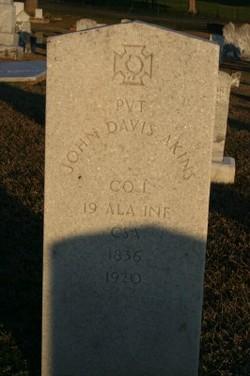 John Davis Akins