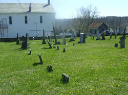 Sharon Cemetery Old
