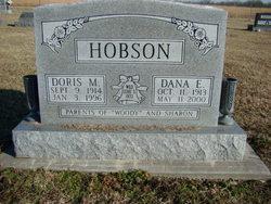 Dana E Hobson