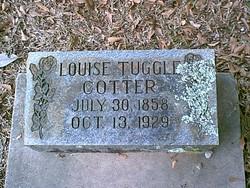 Louise <i>Tuggle</i> Cotter