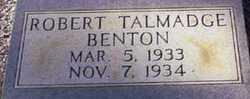 Robert Talmadge Benton