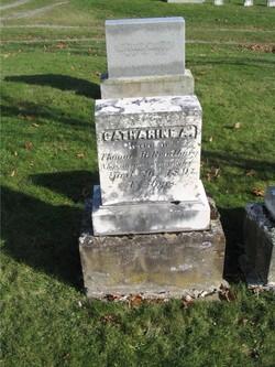 Catharine A. <i>Dow</i> Bradbury