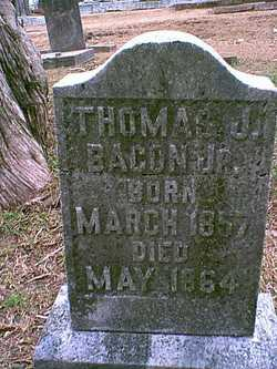 Thomas J Bacon, Jr