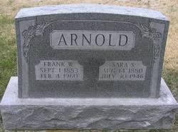 Sara <i>Spangler</i> Arnold