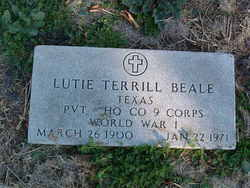 Lutie T Beale