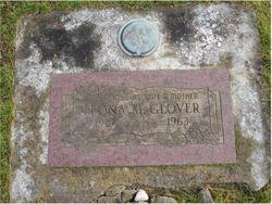 Leona Maria <i>Abbott</i> (Shoop) Glover