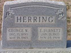 E. Burnett Herring