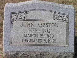 John Preston Herring