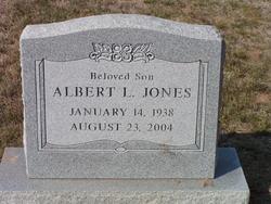 Albert L Jones
