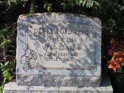 Dewey Ford King