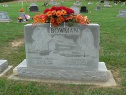 Dorothy J <i>Rudicel</i> Bowman