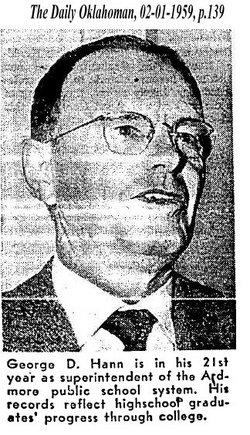 George Dale Hann