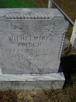 Wilhelmine Alisch