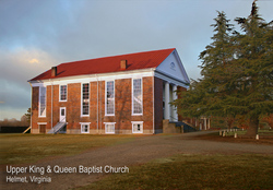 Upper King & Queen Baptist Cemetery