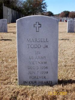 Marsell Todd, Jr