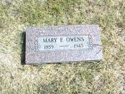 Mary F. Owens