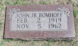 John Bomhoff, Jr