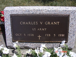 Charles V Grant