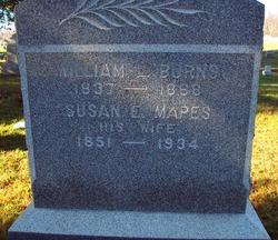 Susan E. <i>Mapes</i> Burns