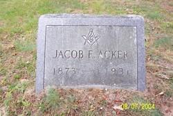 Jacob Edward Jake Acker