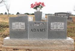George D. Adams