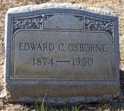 Edward C Osborne