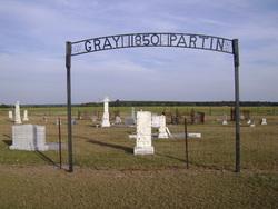 Gray Partin Cemetery
