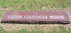 Margaret C <i>Dobbins</i> Bomhoff