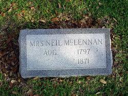 Christian A <i>Campbell</i> McLennan