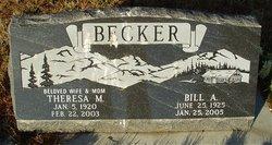 Theresa M. <i>Schwartz</i> Becker
