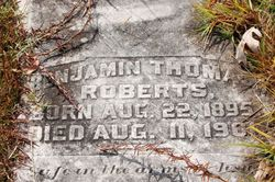 Benjamin Thomas Roberts
