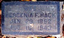 Berdenia Frances <i>Keys</i> Hack