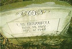 L. W. Maxwell