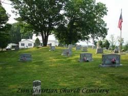 Zion Christian Church Cemetery