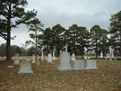Oak Ridge Baptist Cemetery