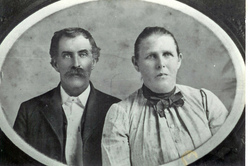 Mary Florence <i>Lewis</i> Gillespie