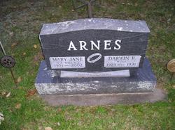 Mary Jane <i>Wallace</i> Arnes